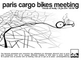 Paris Cargo Bikes Meeting